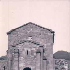 Postales: POSTAL SANTA CRISTINA DE ELENA - MONUMENTO NACIONAL - SIGLO IX - FOTO NEGTOR. Lote 74619275