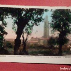 Postales: POSTAL - ESPAÑA - ASTURIAS - GIJÓN - 70.- RESIDENCIA LABORAL - L. ROISIN - NE - NC. Lote 74991463