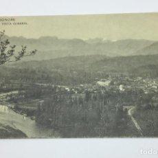 Postales: ANTIGUA POSTAL DE ARREONDAS - VISTA GENERAL - ESCRITA . Lote 77089853