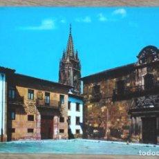Postales: OVIEDO - PALACIO ARZOBISPADO. Lote 82631204