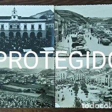 Postales: LOTE DE 9 POSTALES ANTIGUAS DE VEGADEO CASA RESTREPO EDICIONES ALARDE OVIEDO ASTURIAS. Lote 85257412