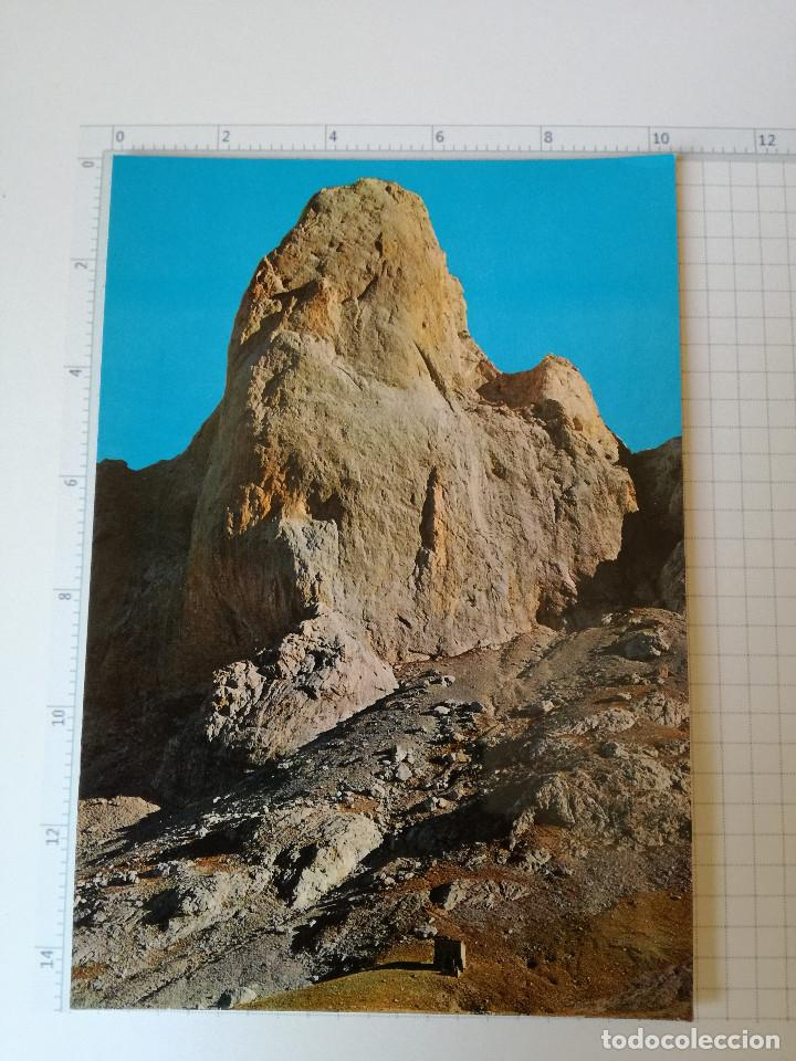 POSTAL Nº 89 - ASTURIAS - PICOS DE EUROPA, NARANJO DE BULNES - ED. GARCIA 1965 (Postales - España - Asturias Moderna (desde 1.940))