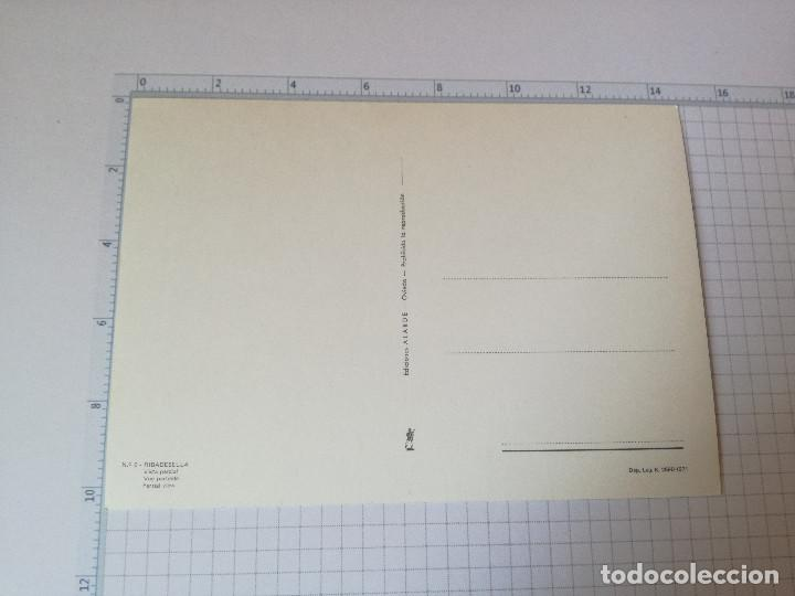 Postales: POSTAL Nº 6 - ASTURIAS - RIBADESELLA, VISTA PARCIAL - ED. ALARDE 1971 - Foto 2 - 85707484