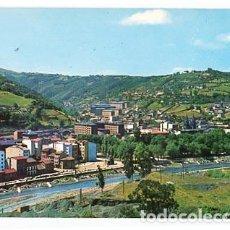 Postales: ASTURIAS SAMA DE LANGREO VISTA GENERAL. ED. BEASCOA. SIN CIRCULAR. AÑOS 60. Lote 85766880