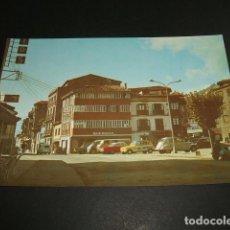 Postales: POLA DE LENA ASTURIAS ASPECTO URBANO 1967. Lote 86466440