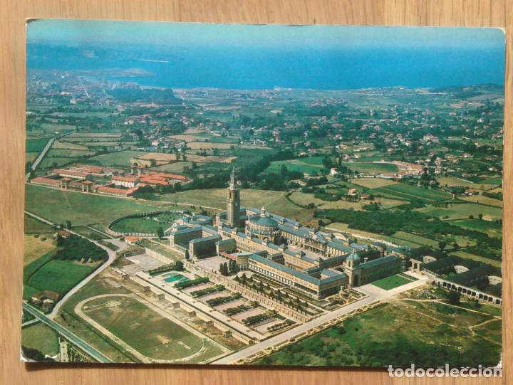 GIJON - UNIVERSIDAD LABORAL (Postales - España - Asturias Moderna (desde 1.940))