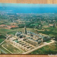 Postales: GIJON - UNIVERSIDAD LABORAL. Lote 86700292
