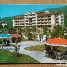 Postales: POLA DE LENA - RESIDENCIA DE ANCIANOS. Lote 153297317