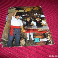 Postales: ANTIGUA POSTAL .MUSEO DEL PUEBLO DE ASTURIAS .GIJÓN. Lote 89440324