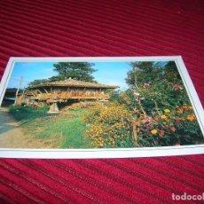 Postales: HORREO ASTURIANO.. Lote 89661988
