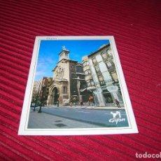 Postales: POSTAL DE GIJÓN.LA IGLESIONA.. Lote 89662736
