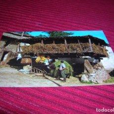 Postales: ANTIGUA POSTAL DE HORREO ASTURIANO.. Lote 90353932