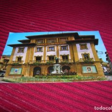 Postales: POSTAL DE VILLAVICIOSA.MONUMENTO A LA MUJER ASTURIANA.. Lote 90552550