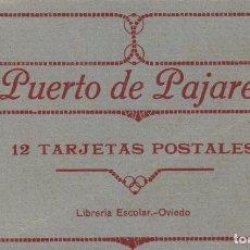 Postales: ALBUM PUERTO DE PAJARES 10 TARJETAS POSTALES P.MUNDI/ASTUR.-8. Lote 90955495