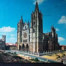 Postales: LEÓN - CATEDRAL 31. Lote 91520485