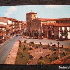 Postales: POSTAL AVILES - PLAZA DE ALVAREZ ACEBAL.. Lote 93025355