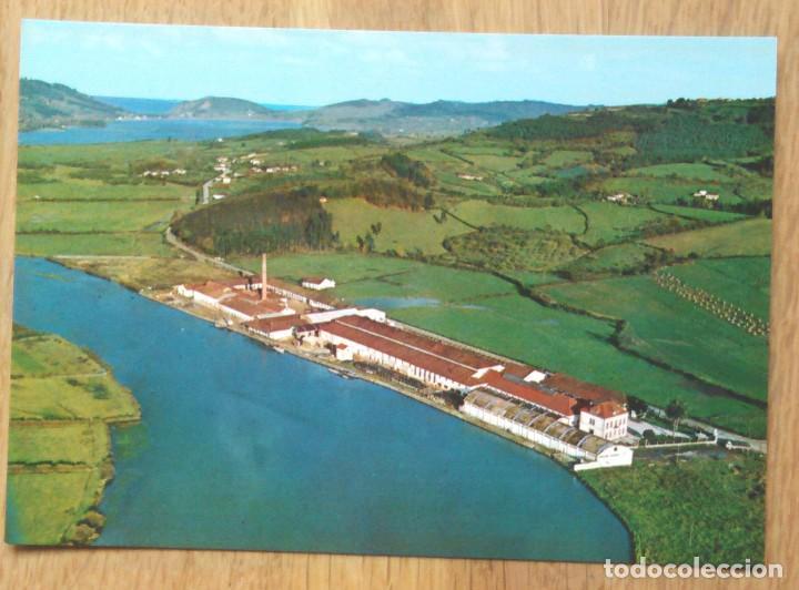 VILLAVICIOSA - FABRICA DE SIDRA EL GAITERO (Postales - España - Asturias Moderna (desde 1.940))
