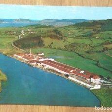 Postales: VILLAVICIOSA - FABRICA DE SIDRA EL GAITERO. Lote 95193395