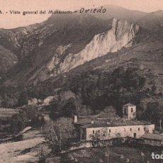 Postales: POSTAL VILLANUEVA - VISTA GENERAL DEL MONASTERIO P.MUNDI/ASTUR. - 31. Lote 96127467