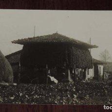 Postales: FOTO POSTAL DE HORREO O PANERA, ASTURIAS, FOTO MENA, OVIEDO, NO CIRCULADA.. Lote 96146571