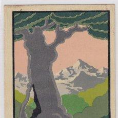 Postales: GIJÓN - ASTURIAS - FERIA INTERNACIONAL - 1925 - PUBLICIDAD. Lote 96685475