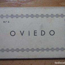 Postales: OVIEDO - ACORDEÓN DE 10 POSTALES, Nº4 - L. ROISIN. FOTO.. Lote 96983983