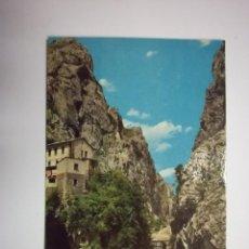 Postales: FOTO RUTA DESFILADERO DEL CARES. Nº 326. EDICIONES ALCE. TDKP2. Lote 97347967