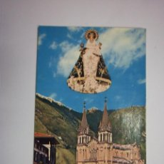 Postales: POSTAL DE COVADONGA. ASTURIAS. EDICIONES PERGAMINO. TDKP2. Lote 97348227