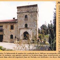 Cartes Postales: POSTAL PALACIO DE VILLABONA. LLANERA. Lote 103339955