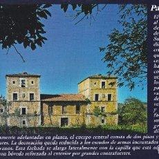 Cartes Postales: POSTAL PALACIO DE VILLANUEVA. SAN CUCAO DE LLANERA. Lote 103339983