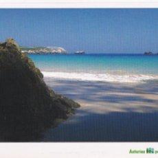Cartes Postales: POSTAL PLAYA DE NIEMBRO. LLANES. Lote 97636551