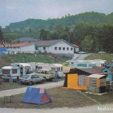 Cartes Postales: POSTAL CAMPING COVADONGA. SOTO DE CANGAS. CANGAS DE ONIS (1984). Lote 98008891