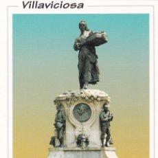 Postales: POSTAL ASTURIANA DE BENLLIURE 1928. VILLAVICIOSA. Lote 98071571