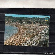Postales: Nº 28 GIJÓN. PLAYA DE SAN LORENZO. Lote 98521123