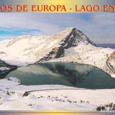 Postales: POSTAL LAGO ENOL. PICOS DE EUROPA. Lote 98813863