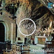 Postales: COVADONGA ASTURIAS 16130 CUEVA SIN CIRCULAR (ED. PERGAMINO) AÑO 1969. Lote 99784615