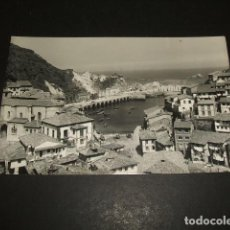 Postales: CUDILLERO ASTURIAS LA CONCHA VISTA PARCIAL. Lote 99886191
