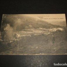 Postales: TRUBIA ASTURIAS VISTA GENERAL DE LA FABRICA DE ARMAS. Lote 99887087