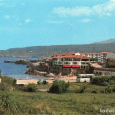 Postales: LLANES (ASTURIAS): PLAYA DE SABLON (ED.FOTO PEPE NUM.198). Lote 100149363