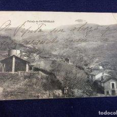 Postales: PAISAJE DE NAVIDIELLO ASTURIAS EJG PARIS IRUN CIRCULADA PPIOS S XX. Lote 101147707