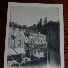 Postales: POSTAL ASTURIAS. GRAN HOTEL Y CASINO DE CALDAS DE OVIEDO. ED. HAUSER Y MENET. NO CIRCULADA.. Lote 101185367