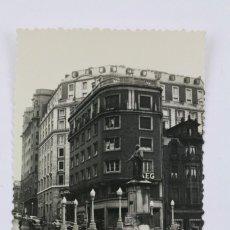 Cartes Postales: ANTIGUA POSTAL FOTOGRAFICA - GIJON, HOTEL HERNÁN CORTÉS Nº 43 - EDICIONES L. ROISIN. Lote 101273147