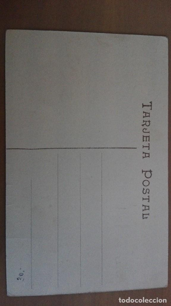 Postales: POSTAL MUROS DE NALON Nº 1951 VISTA GENERAL ED HAUSER Y MENET ASTURIAS GIJON OVIEDO PERFECTA CONSERV - Foto 2 - 101456011