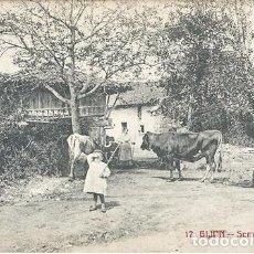 Postales: ANTIGUA POSTAL DE GIJON / SOMIO .PAISAJE - N. 17 - ED. R. Y M. . Lote 101734075