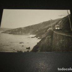 Postales: ASTURIAS FERROCARRIL DEL CARREÑO POSTAL FOTOGRAFICA COLLADA OVIEDO. Lote 102691827
