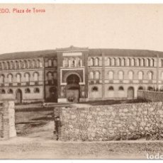 Postales: OVIEDO.- PLAZA DE TOROS 1593 FOTOTIP. THOMAS. Lote 103124627