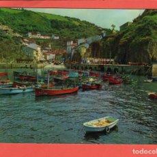 Postales: 4864 SPAIN ESPAÑA ESPAGNE ASTURIAS OVIEDO CUDILLERO PUERTO PESQUERO PORT DE PECHE FISHING PORT. Lote 103633339