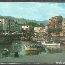 Postales: 252 - LLANES - INTERIOR DEL PUERTO - FOTO PEPE 1974 - CIRCULADA 1982 -. Lote 103642283