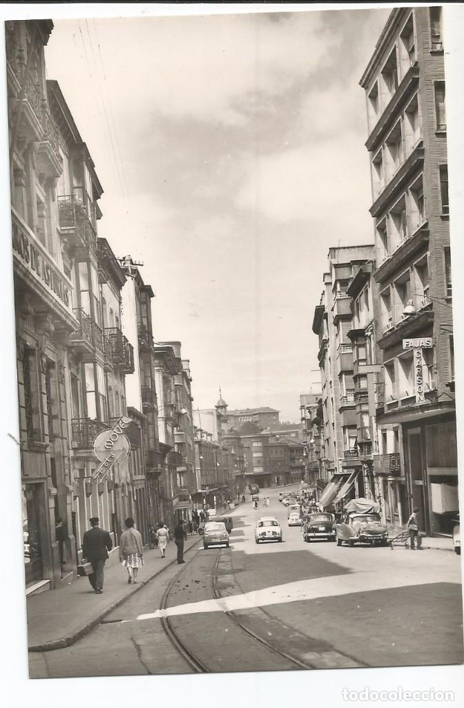AVILÉS - CALLE GENERAL FRANCO - Nº 1016 ED. A. NÚÑEZ (Postales - España - Asturias Moderna (desde 1.940))