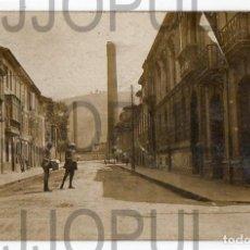 Postales: MOREDA. ASTURIAS. H. 1920. FOTOGRÁFICA.. Lote 105873739